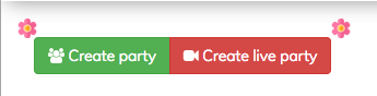 New Feature: Live Parties from ShopTheRoe